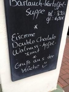 Walnuss-Apfel-Zimt