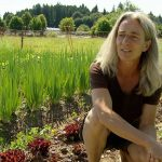 Sabine Mitterer ist Bäuerin auf dem Kainzlbauernhof und profitiert von der SoLaWi